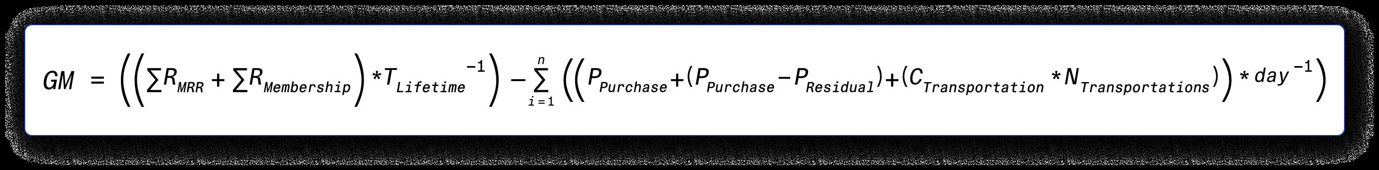 Circularity Formula