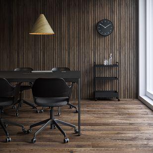 office style dark example